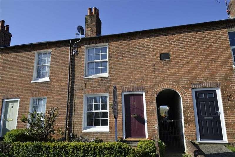 2 Bedrooms Terraced House for sale in Greenham Road, Newbury, Berkshire, RG14
