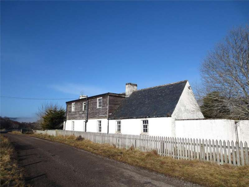 3 Bedrooms Detached House for sale in Inchnadamph and Oykel View, Strathoykel, Ardgay, IV24