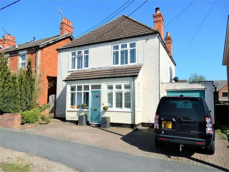 5 Bedrooms Detached House for sale in Branksome Hill Road, College Town, SANDHURST, Berkshire