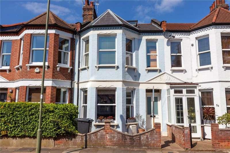 6 Bedrooms Terraced House for sale in Huntingdon Road, London, N2