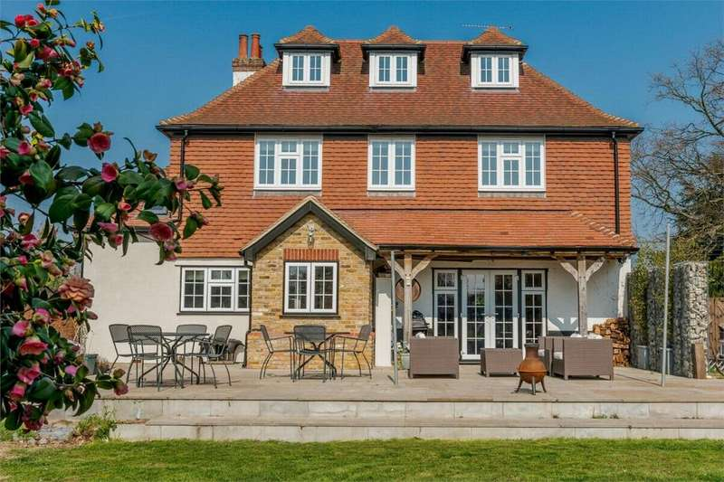 5 Bedrooms Detached House for sale in Red Street, Southfleet