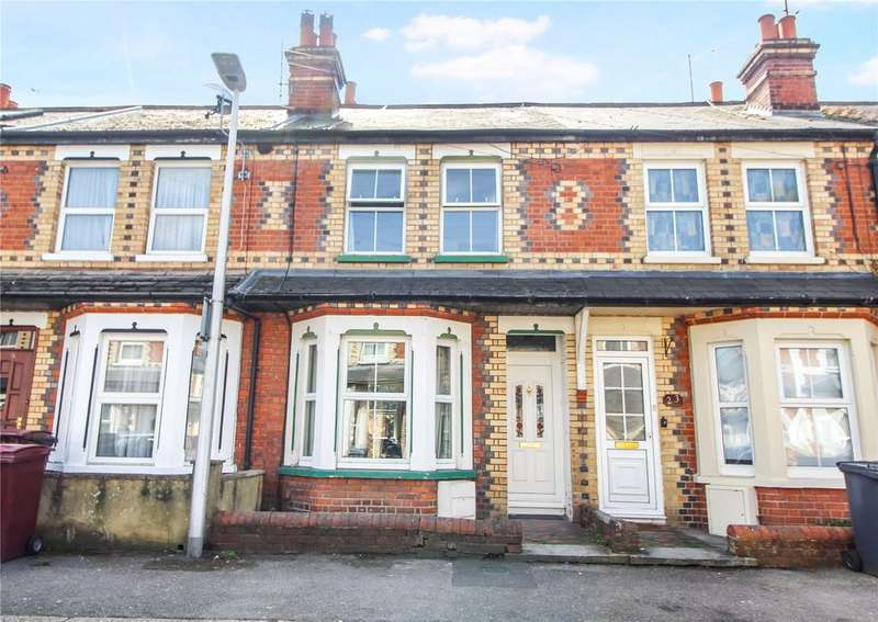3 Bedrooms Terraced House for sale in Curzon Street, Reading, Berkshire, RG30