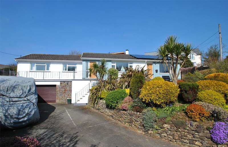6 Bedrooms Detached Bungalow for sale in Lynstone Lane, Bude
