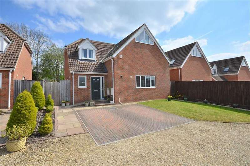3 Bedrooms Detached House for sale in Grange Road, Tuffley, Gloucester, GL4