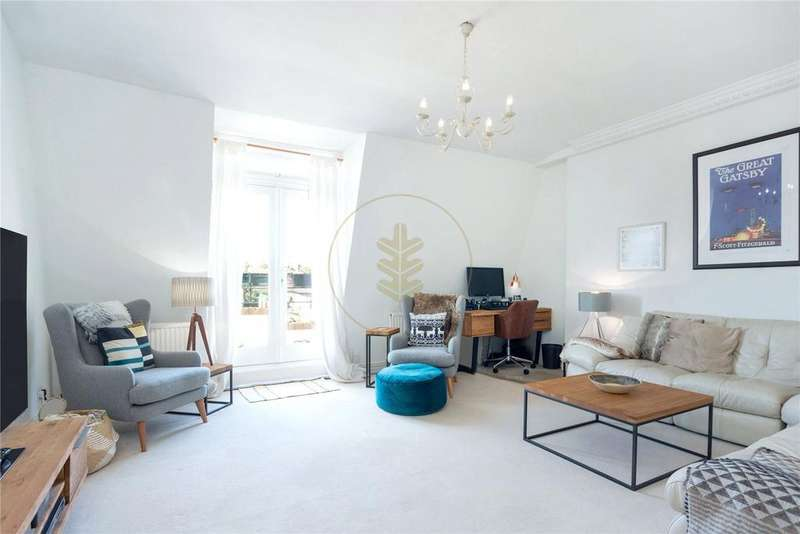2 Bedrooms Apartment Flat for sale in Crediton Hill, West Hampstead, London, NW6
