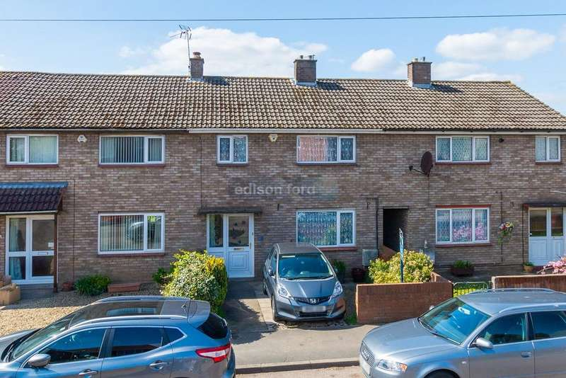 3 Bedrooms Terraced House for sale in Woodend Road, Coalpit Heath, Bristol, BS36