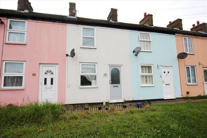 2 Bedrooms Terraced House for sale in Station Road, Sandy, SG19