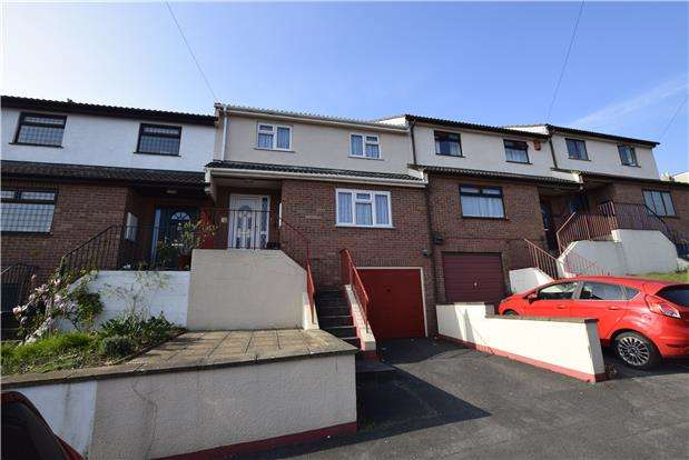 3 Bedrooms Terraced House for sale in Brighton Crescent, Bedminster, Bristol, BS3 3PR