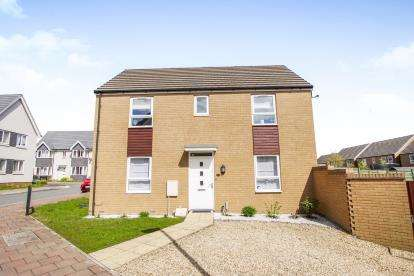 3 Bedrooms Detached House for sale in Buckleys Road, Charlton Hayes, Patchway, Bristol