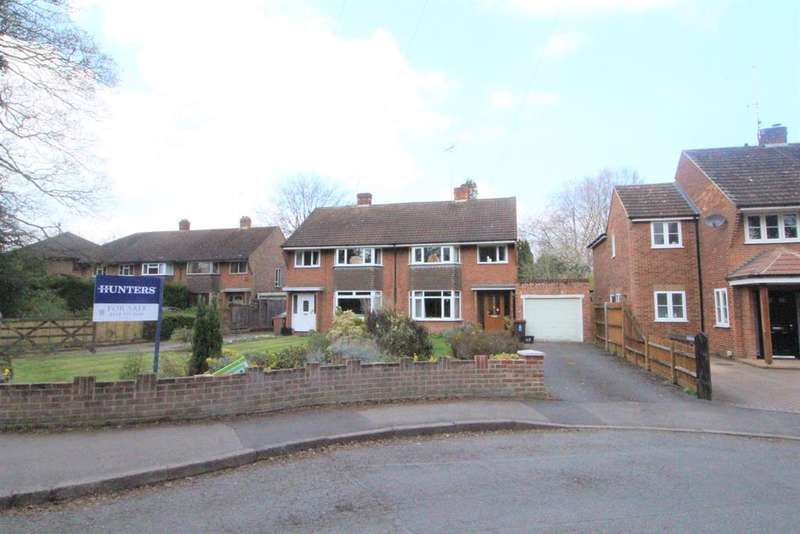 3 Bedrooms Semi Detached House for sale in Evendons Lane, Wokingham, RG41 4AA