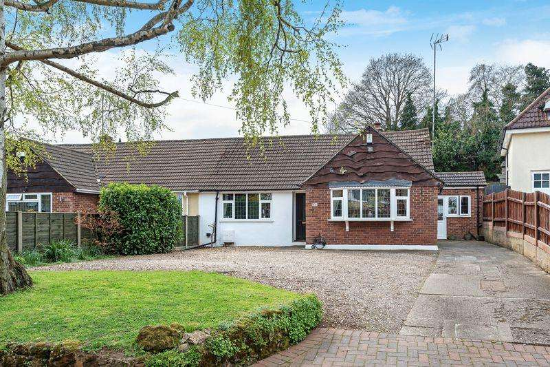 3 Bedrooms Semi Detached Bungalow for sale in Great Lane, Clophill
