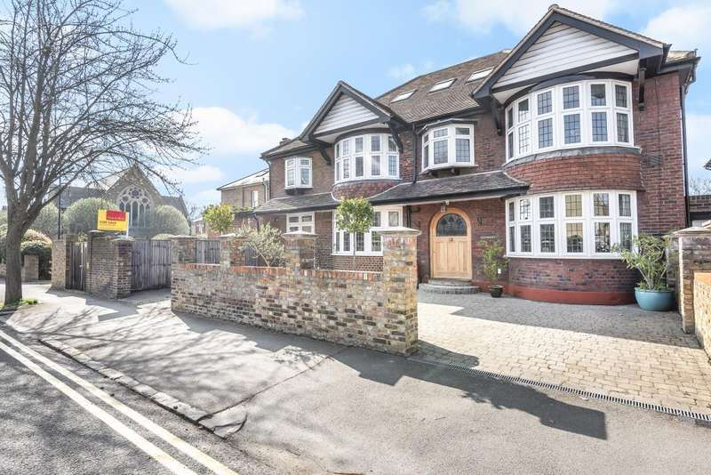 6 Bedrooms Detached House for sale in Windsor, Berkshire, SL4