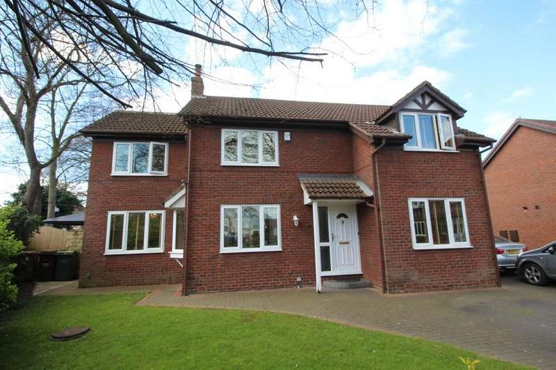 4 Bedrooms Detached House for sale in Lodge Farm Gardens, Altofts