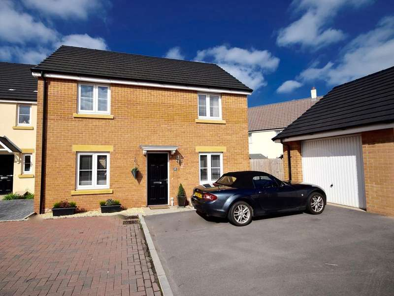 3 Bedrooms Detached House for sale in Rodford Ride, Yate, Bristol, BS37