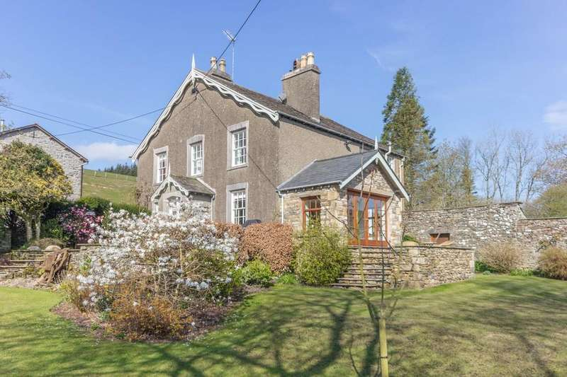 4 Bedrooms Detached House for sale in Green End, Old Town, Kirkby Lonsdale