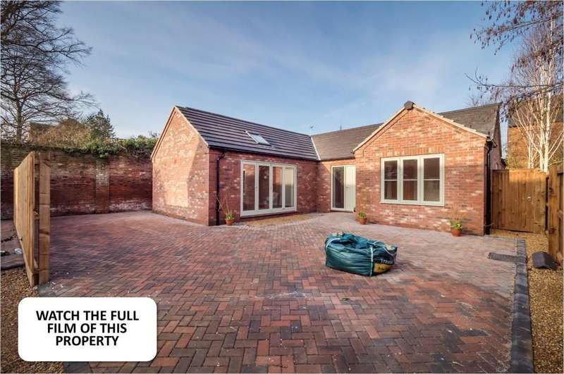 3 Bedrooms Detached Bungalow for sale in Swaffham