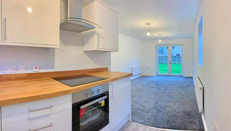 2 Bedrooms Flat for sale in Cricklade Road, Cirencester