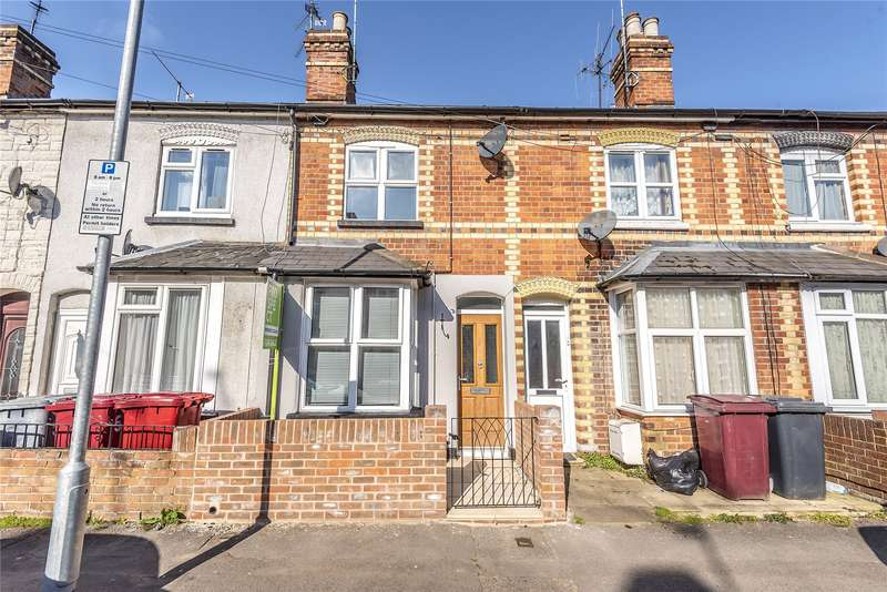 2 Bedrooms Terraced House for sale in Elm Park Road, Reading, Berkshire, RG30
