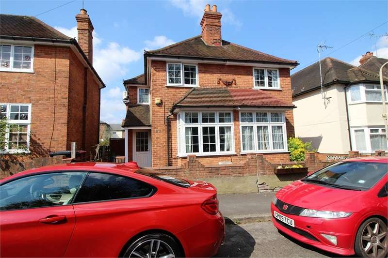 3 Bedrooms Semi Detached House for sale in Goldsmid Road, READING, Berkshire