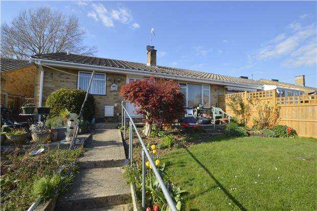 3 Bedrooms Semi Detached Bungalow for sale in Berkeley Close, Cashes Green, Gloucestershire, GL5 4SA