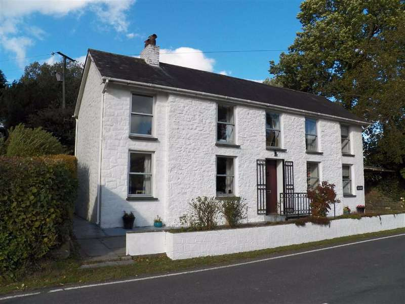 3 Bedrooms Property for sale in Brechfa, Carmarthen