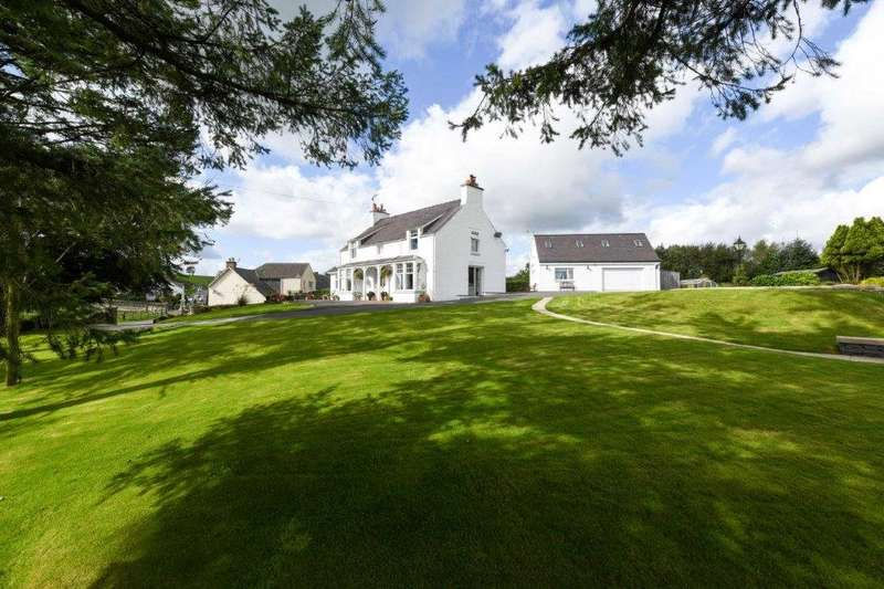 4 Bedrooms Detached House for sale in Shamba, Main Street, Twynholm, Kirkcudbright, DG6