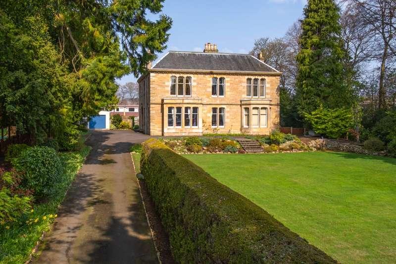 4 Bedrooms Semi Detached House for sale in Haymount, West Port, Cupar, Fife, KY15