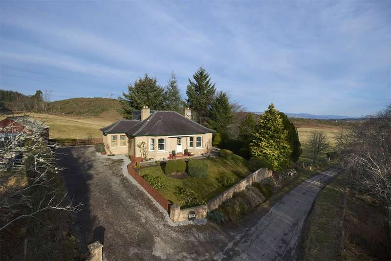 3 Bedrooms Equestrian Facility Character Property for sale in Glaick - Lot 2, Corry of Ardnagrask, Muir of Ord, IV6