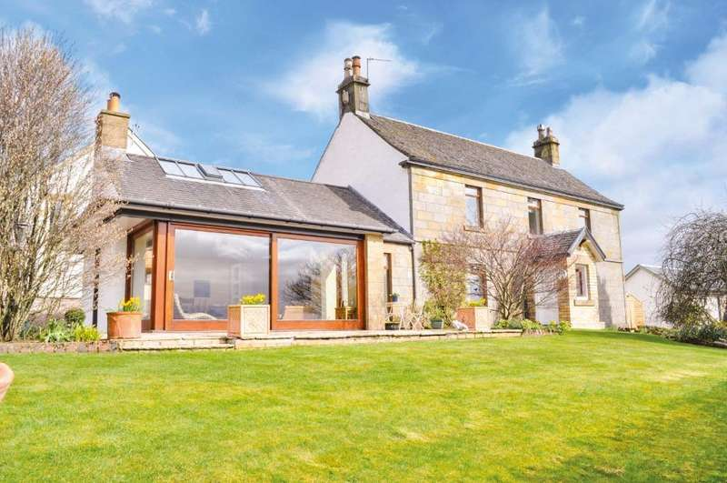 4 Bedrooms Detached House for sale in Bankell Farmhouse, Milngavie, East Dunbartonshire, G62 8LE