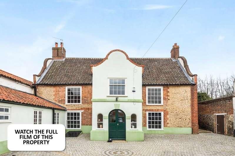 5 Bedrooms Detached House for sale in Fakenham