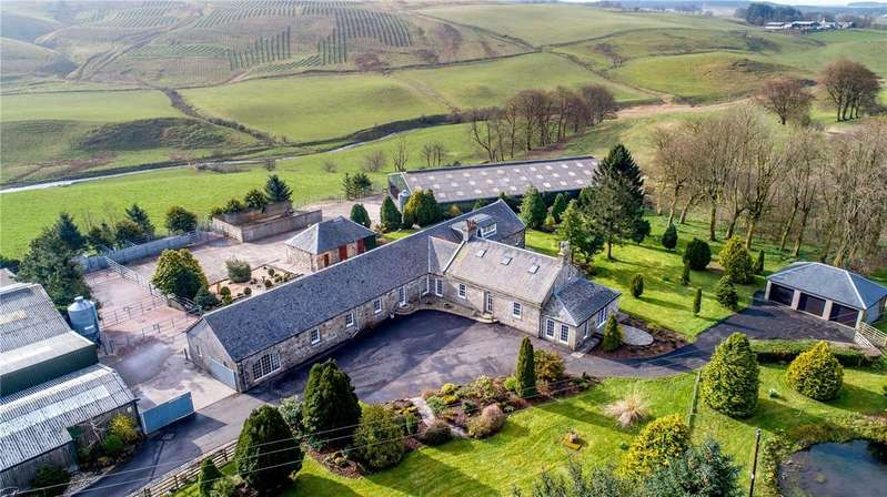 5 Bedrooms Unique Property for sale in Broadlees Farm, Hazelden Road, Glasgow, G77