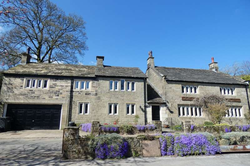 6 Bedrooms Detached House for sale in Great House Clough,Todmorden,W. Yorks OL14