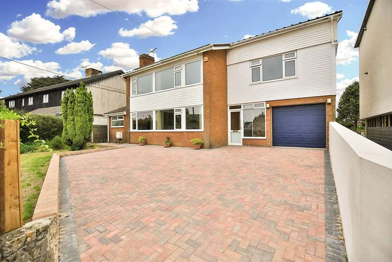 5 Bedrooms Detached House for sale in Windmill Lane, Llantwit Major