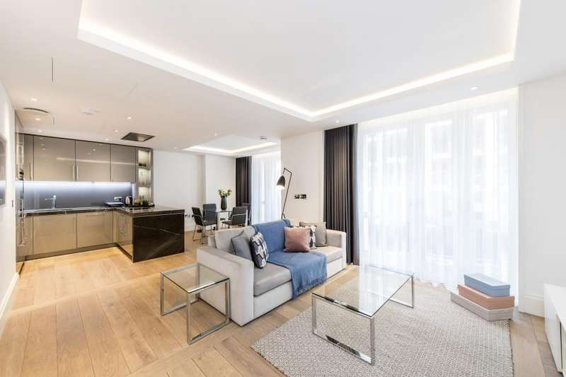2 Bedrooms Apartment Flat for sale in 190 Strand, WC2R 3DX