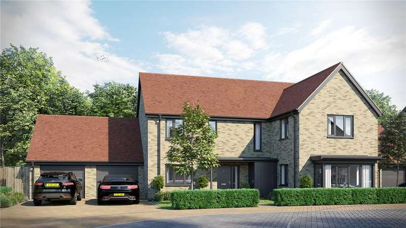 5 Bedrooms Detached House for sale in The Orchards, Linton Road, Great Abington, Cambridge, CB21