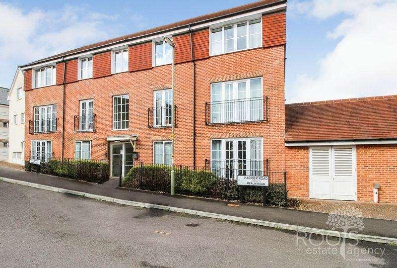 2 Bedrooms Apartment Flat for sale in Beech Road, Bishops Green, Newbury