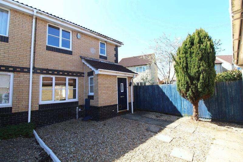 3 Bedrooms Semi Detached House for sale in Wheatfield Drive, Bradley Stoke