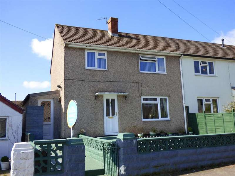 3 Bedrooms Terraced House for sale in Channel View, Bulwark, Chepstow