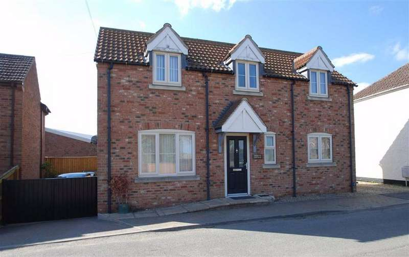 2 Bedrooms Detached House for sale in Baby Row, North End, Swineshead, Boston