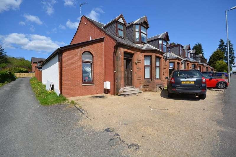 3 Bedrooms Semi-detached Villa House for sale in Darvel Road, Newmilns, KA16