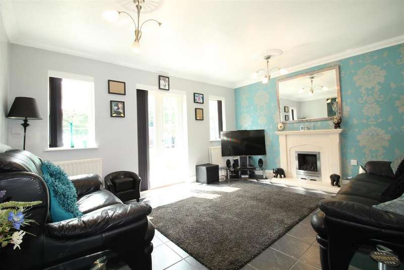 5 Bedrooms House for sale in Malkin Drive, Church Langley