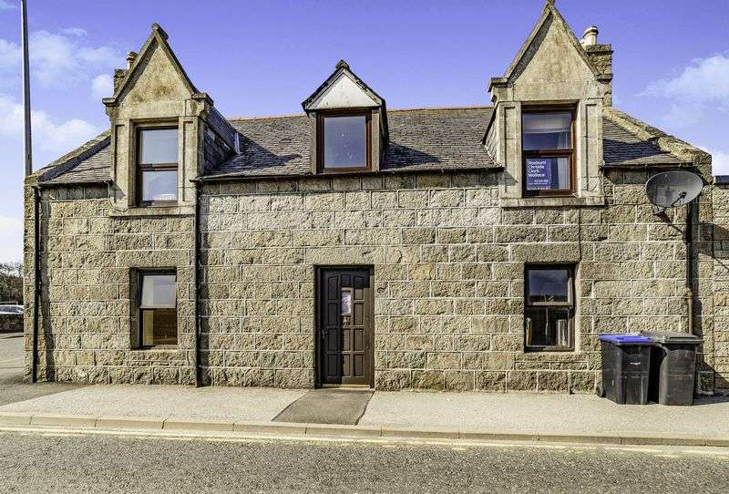 2 Bedrooms Property for sale in Gordon Street, Huntly, Aberdeenshire, AB54