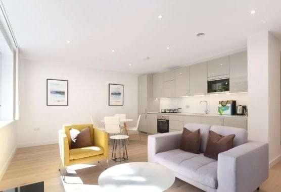 1 Bedroom Apartment Flat for sale in Tarling House, Elephant Park, London, SE17