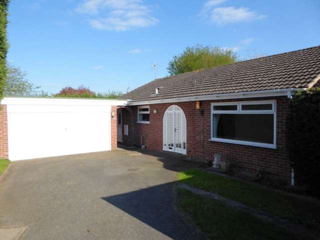 3 Bedrooms Bungalow for sale in Hailey Avenue Loughborough
