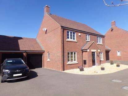 4 Bedrooms House for sale in Lime Tree Avenue, Hardwicke, Gloucester, Gloucestershire