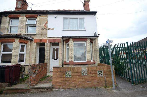 3 Bedrooms End Of Terrace House for sale in Surrey Road, Reading, Berkshire