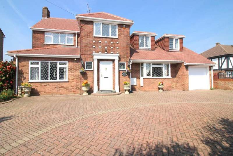 5 Bedrooms Detached House for sale in Ashcroft Road, Luton, Bedfordshire, LU2 9AY