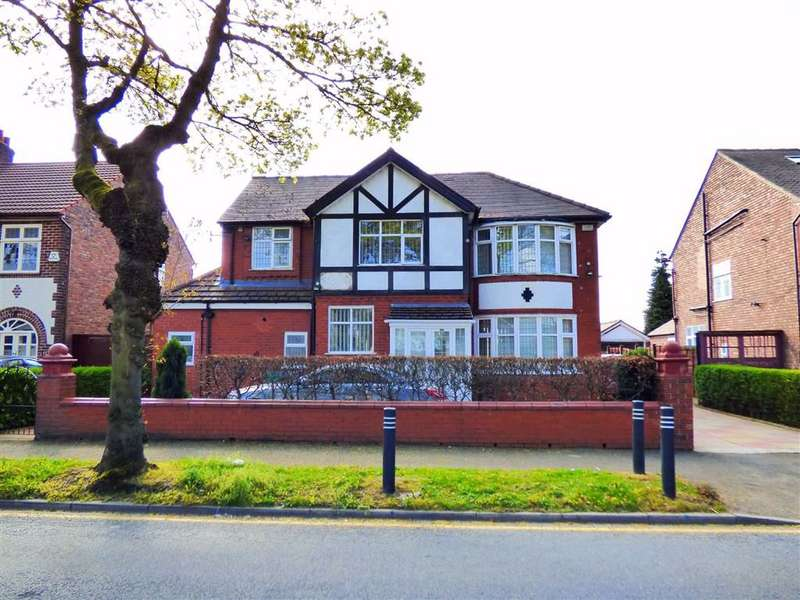 4 Bedrooms Detached House for sale in Old Hall Lane, Fallowfield, Manchester, M14
