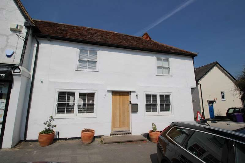 4 Bedrooms End Of Terrace House for sale in High Street, Baldock, Hertfordshire, SG7
