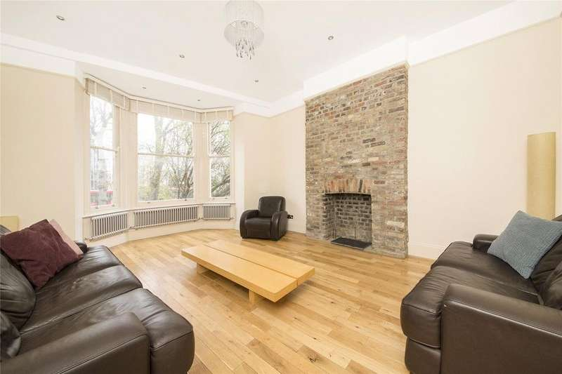 3 Bedrooms Apartment Flat for sale in Effra Road, Brixton, SW2